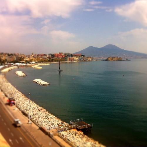 Previsioni in tempo reale a Napoli
