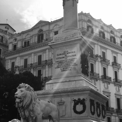 'i Leoni di Piazza dei Martiri'