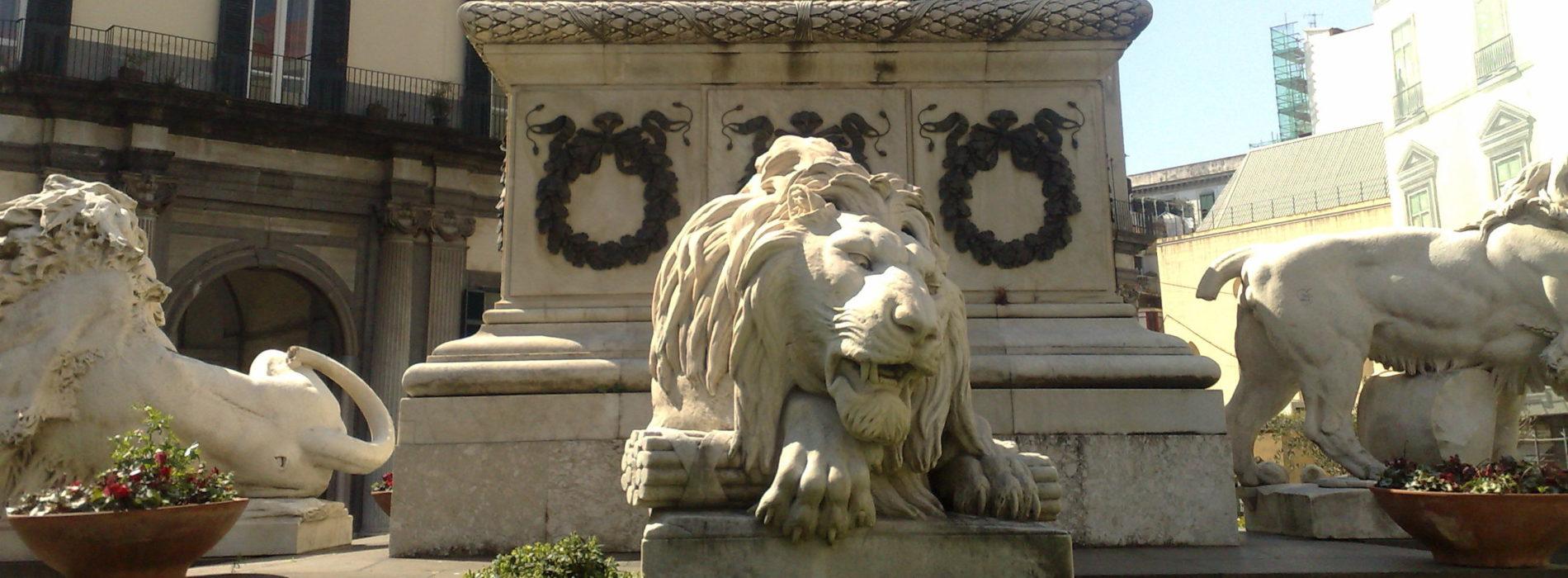 I Leoni di Piazza dei Martiri