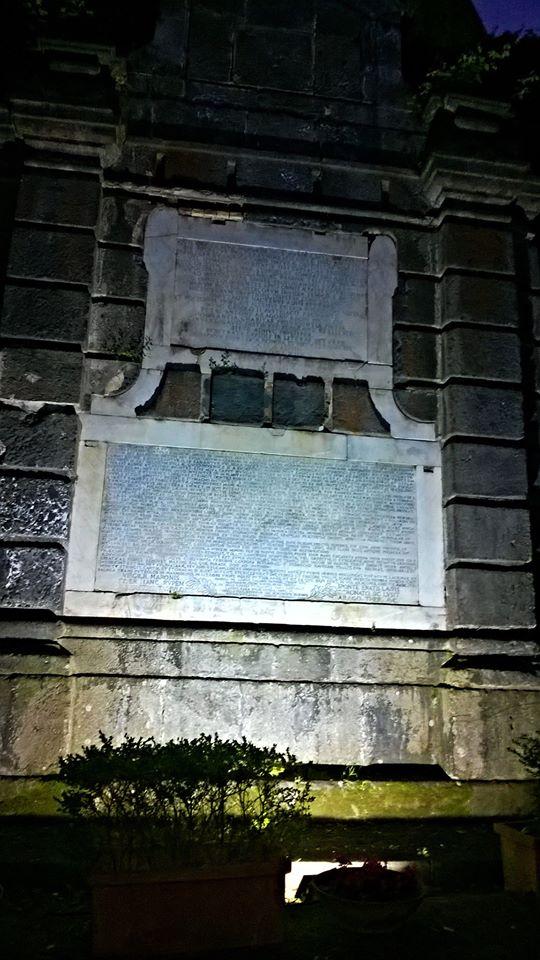 Tomba di Virgilio Ph: Simona Vitagliano