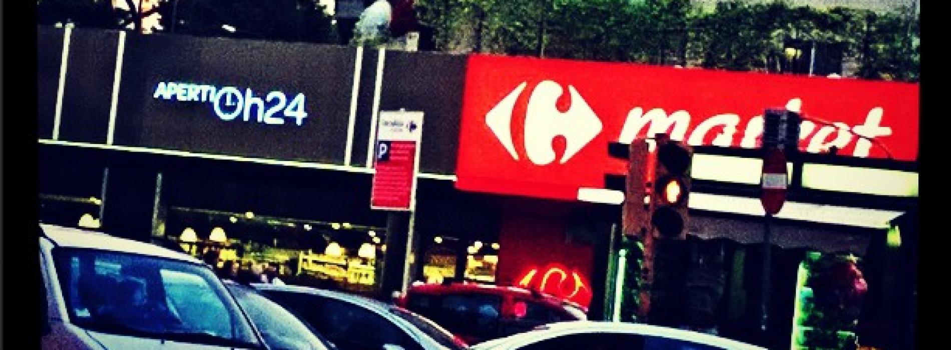 Supermercati 24h a Napoli: una riflessione