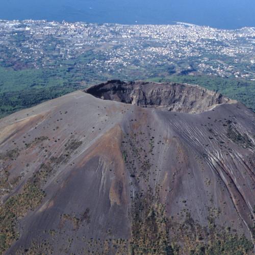 Napoli città di vulcani