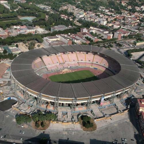 Stadio San Paolo: il tempio del calcio napoletano
