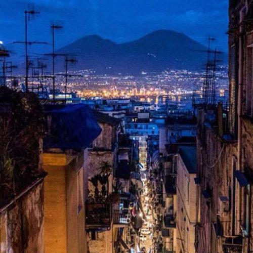 Il fascino dei Quartieri Spagnoli