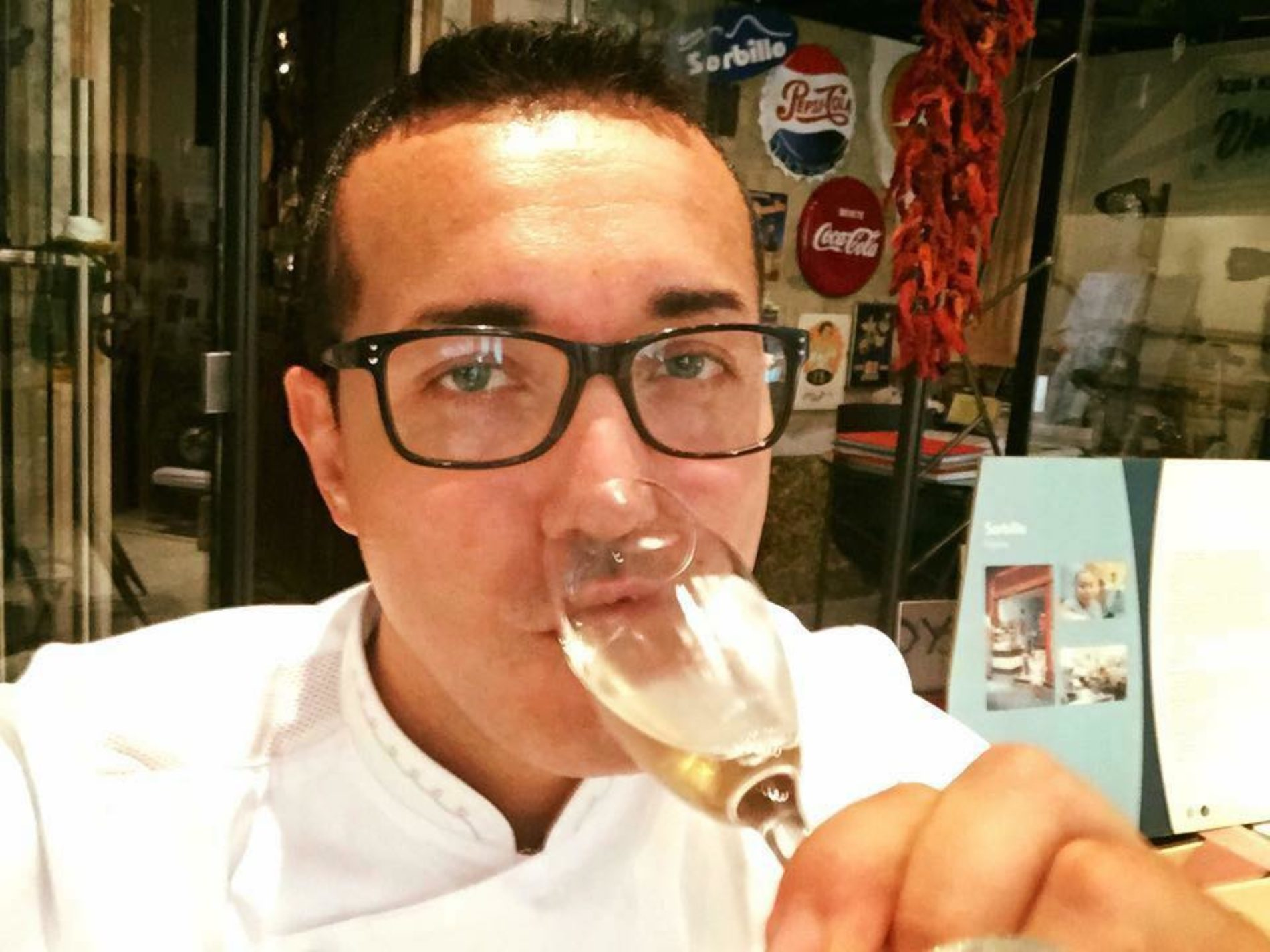 """Sciampagna con Acqua di Mare, lo """"Champagne"""" partenopeo!"""