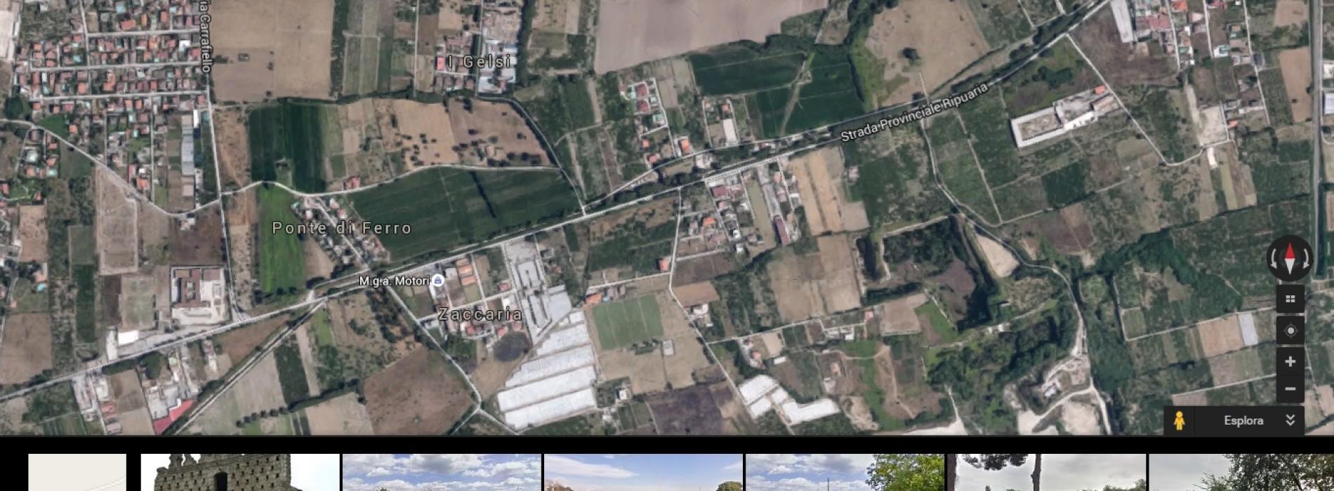 Viale i Gelsi, Varcaturo: vita da far west