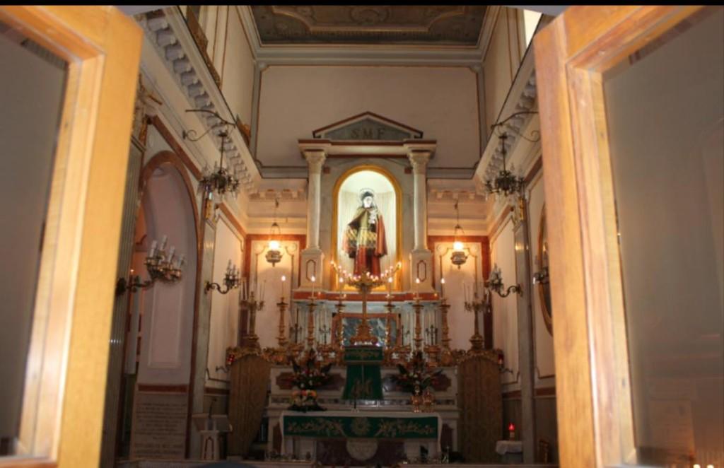 Il santuario della Santarella Fonte: www.santuariosantamariafrancesca.it