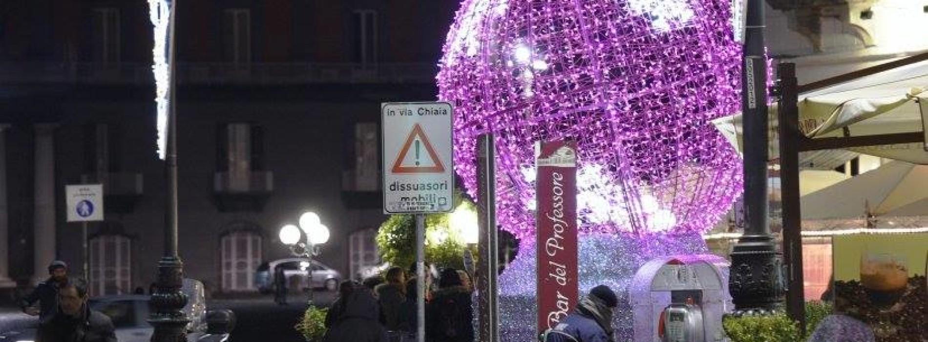 Il Natale 2015 di Chiaia