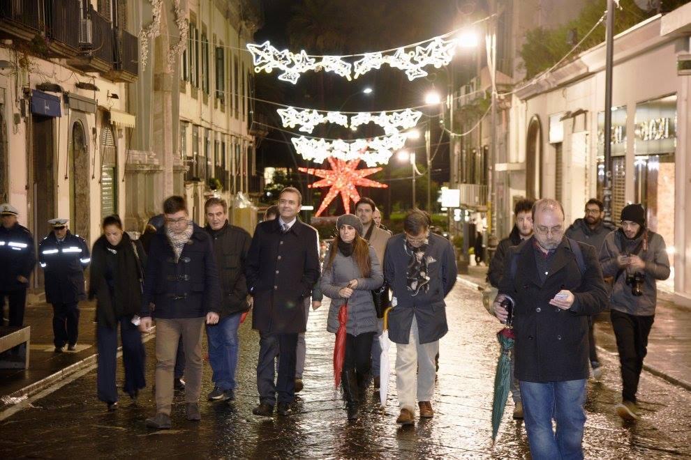 Natale a Chiaia Fonte: La Repubblica