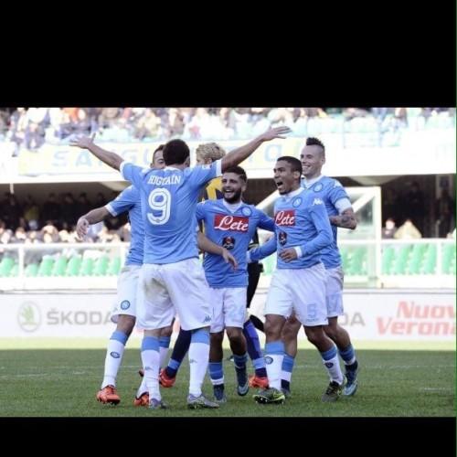 Il Napoli vince e convince
