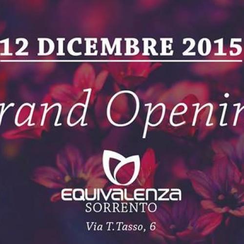 Equivalenza di Roberta Di Guglielmo : new opening a Sorrento