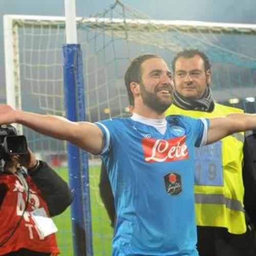 Bologna-Napoli: in sedicimila per sostenere gli azzurri