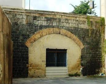 Ponte della Maddalena, quel che resta Fonte:  http://www.americacallsitaly.org
