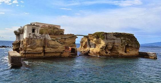 Isola della Gaiola Fonte: greenme.it