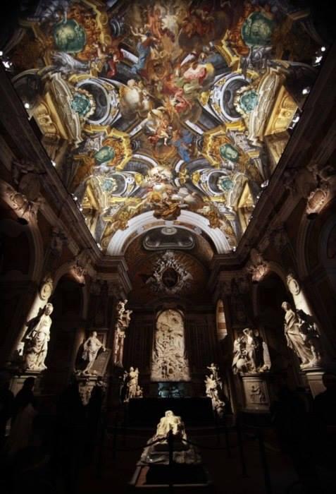 Cappella Sansevero Fonte: luoghimisteriosi.it