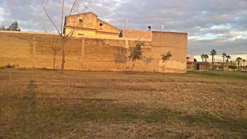 Scavi di Liternum, una delle ville abitate presenti all'interno. Ph: Simona Vitagliano