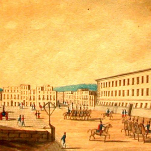 Napoli e il fiume fantasma: la storia del Sebeto