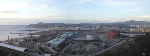 Panorama Campi Flegrei Fonte: vulcan.fis.uniroma3.it