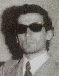 Massimo Troisi in un'imitazione di Pasolini. Fonte: Repubblica