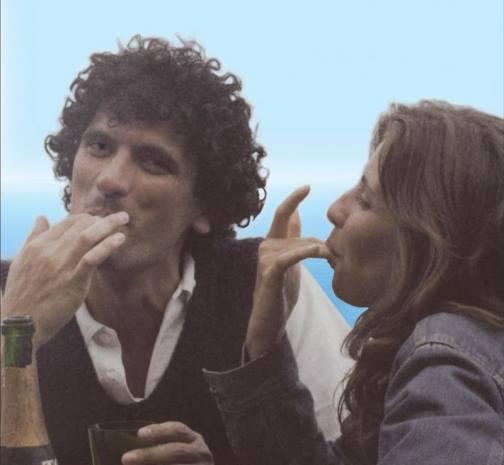 Massimo Troisi con Anna Pavigano (sua compagna per 9 anni). Fonte: Marieclaire.it