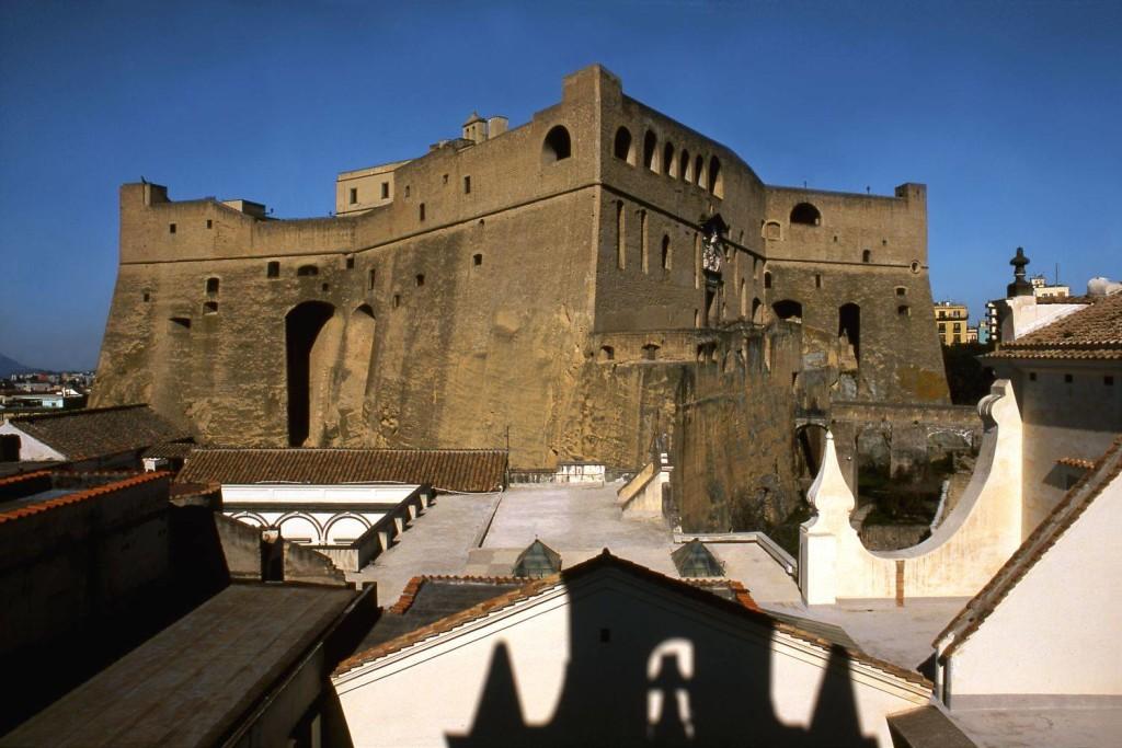 Castel Sant'Elmo Fonte: www.paesionline.it
