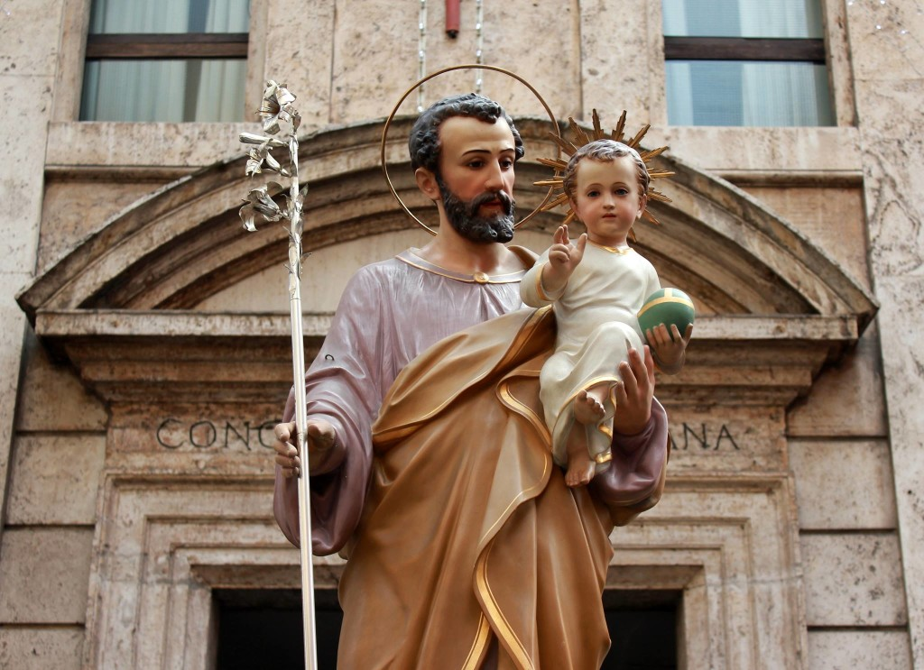 San Giuseppe Fonte: movimentogiuseppino.com
