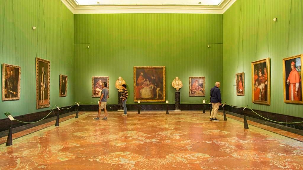Reggia di Campodimonte Fonte: museocapodimonte.beniculturali.it