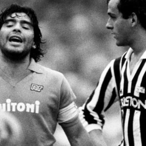Quando Maradona poteva andare alla Juve