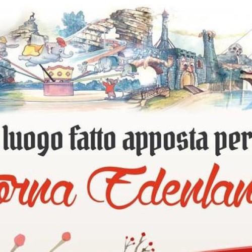 Napoli: come la Fenice, Edenlandia rinasce dalle sue ceneri