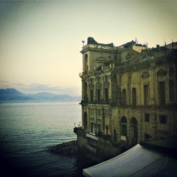 Palazzo Donn'Anna Ph: Simona Vitagliano