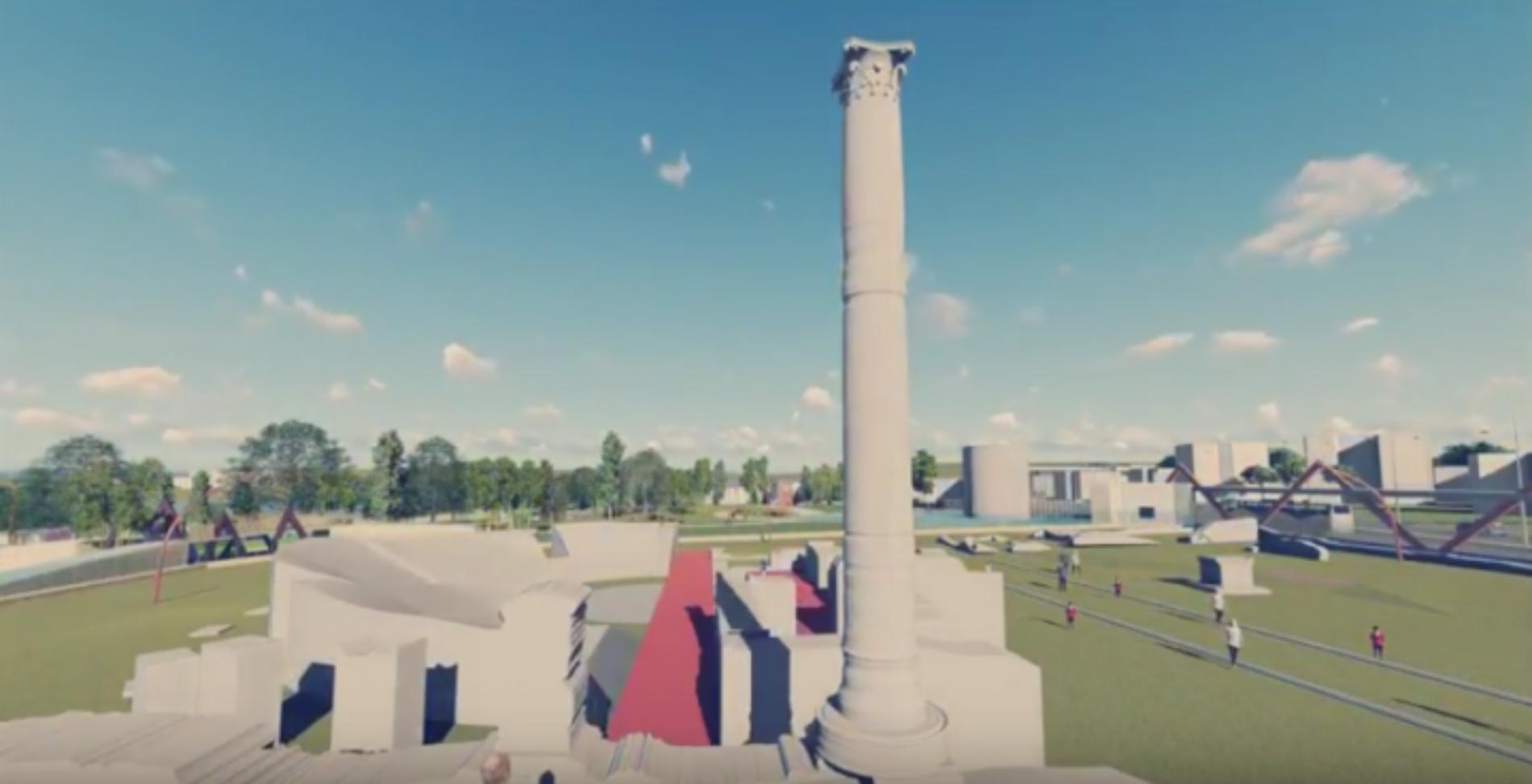 Scavi di Liternum: il sogno di uno studente di architettura