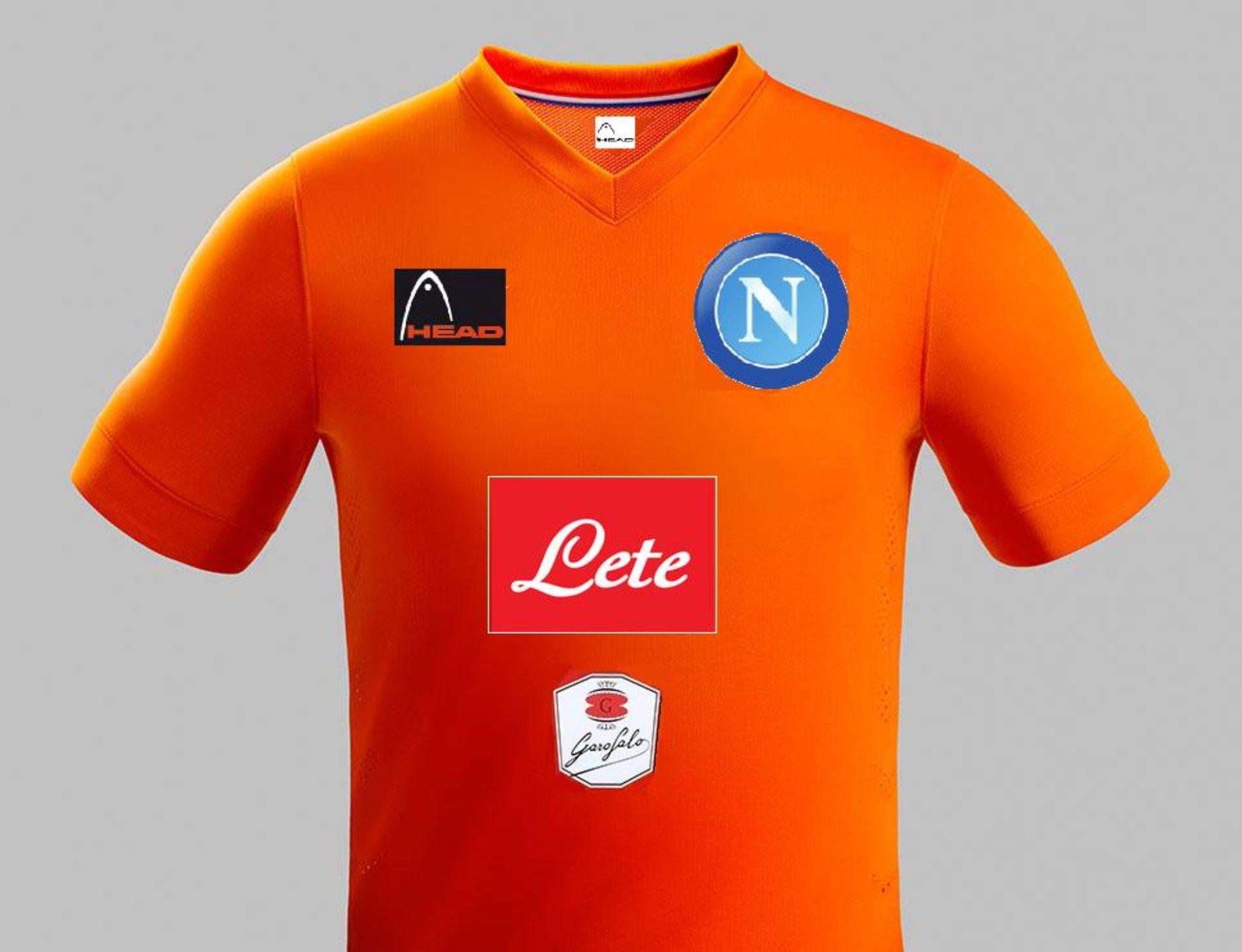 Clamorosa indiscrezione sulla prima maglia del Napoli 2016/2017
