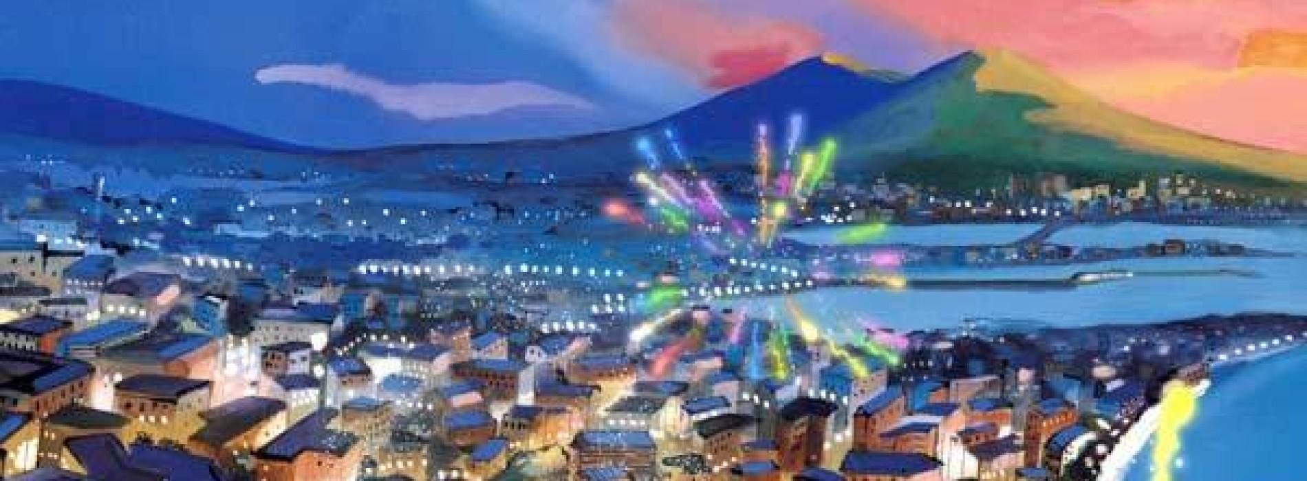 Quando i cartoon si tingono di azzurro: ecco quelli ambientati a Napoli