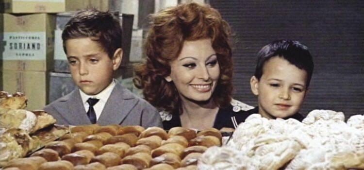Sofia Loren Fonte: movpins.com