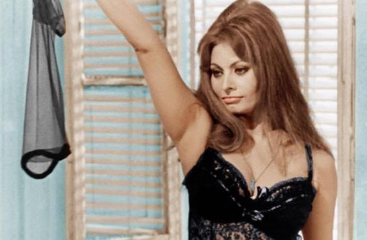 Sofia Loren Fonte: filmedvd.it
