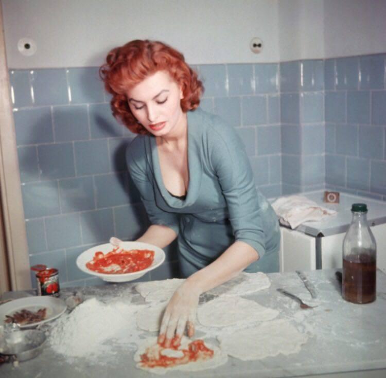 Sofia Loren Fonte: huffingtonpost.com