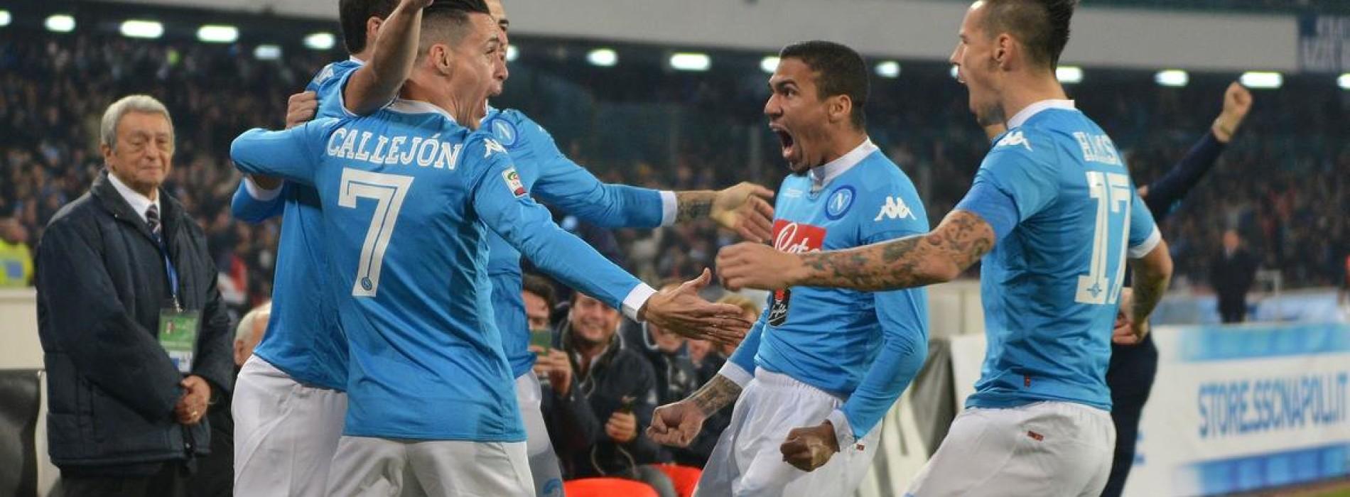 Non mollare Napoli