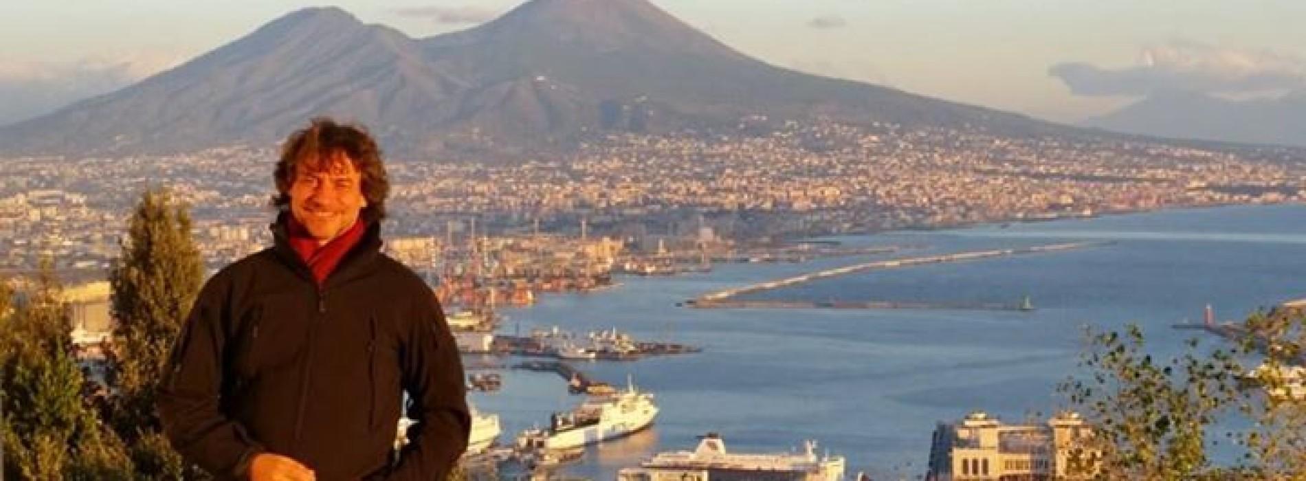 """Alberto Angela sarà a Napoli per """"Collezionare la Natura"""""""