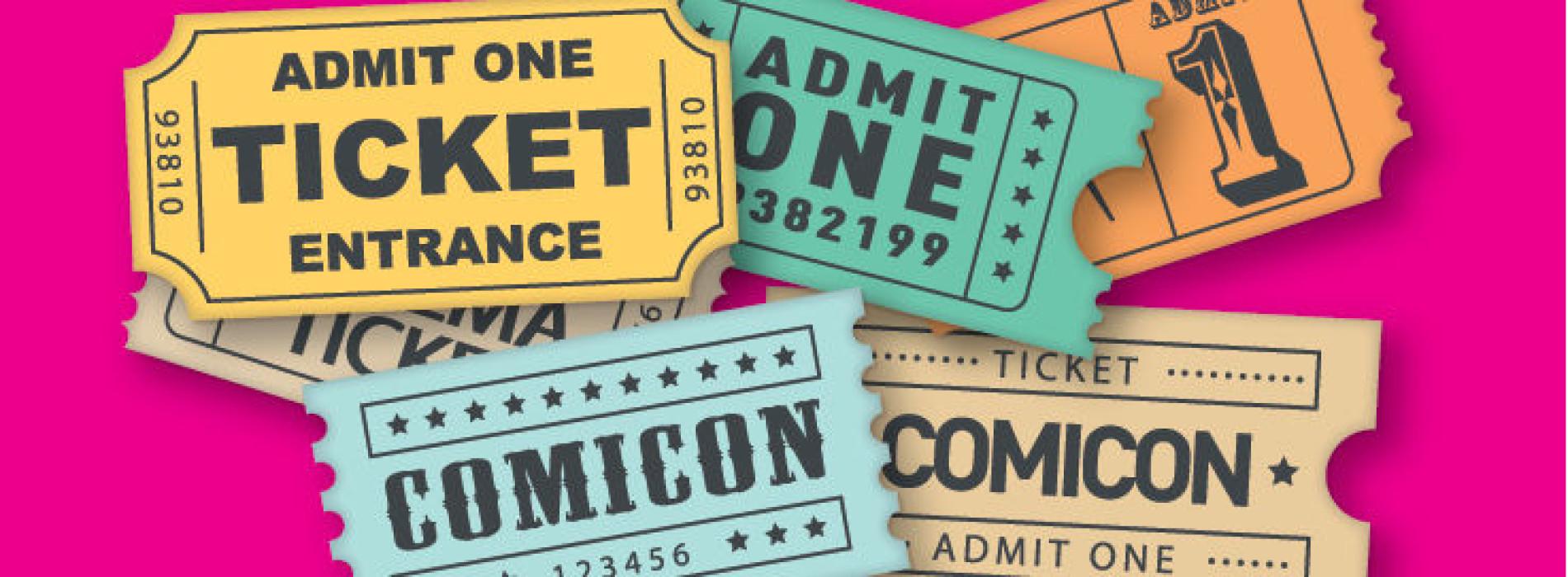 Comicon 2016, le date e qualche anticipazione sul programma