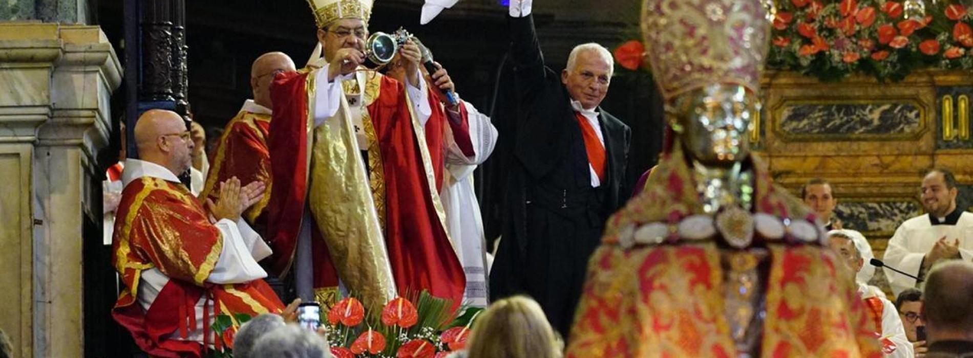 San Gennaro fa il miracolo, il tesoro resta nostro!