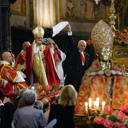 Festa di San Gennaro: patrono della città di Napoli