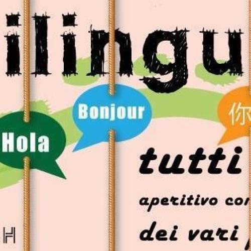 A Napoli torna l'Aperilingua, l'aperitivo culturale internazionale