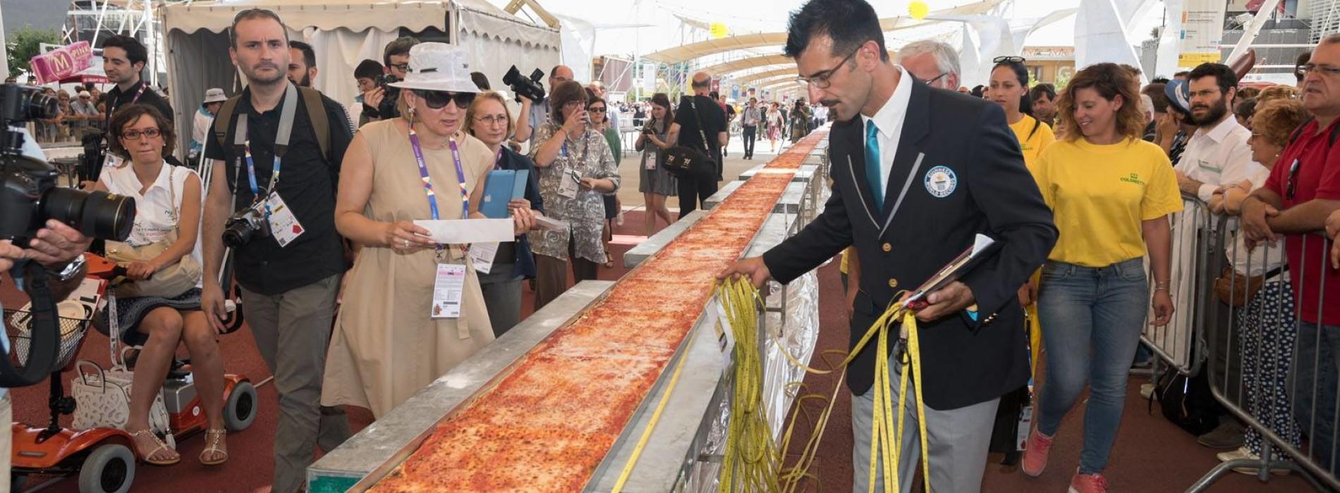 Una pizza lunga 2 chilometri sul Lungomare Caracciolo: Napoli sfida il Guiness World Record