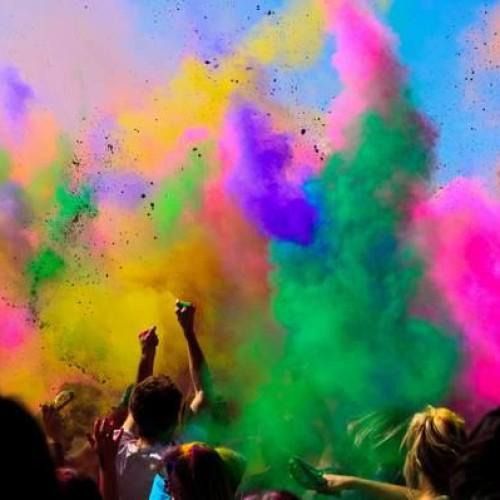 Holi Dance Festival: la festa dei colori torna a Napoli