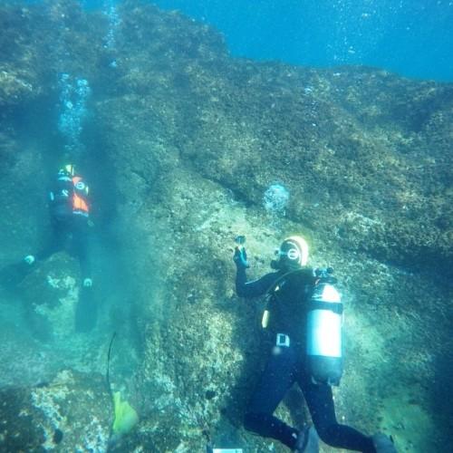 Le gallerie sommerse scoperte accanto al Castel dell'Ovo