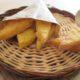 Scagliozzi: l'origine dei gustosi triangoli di polenta