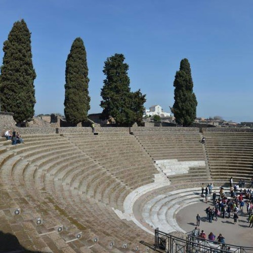 Ludovico Einaudi in concerto a Pompei con il suo Elements Tour