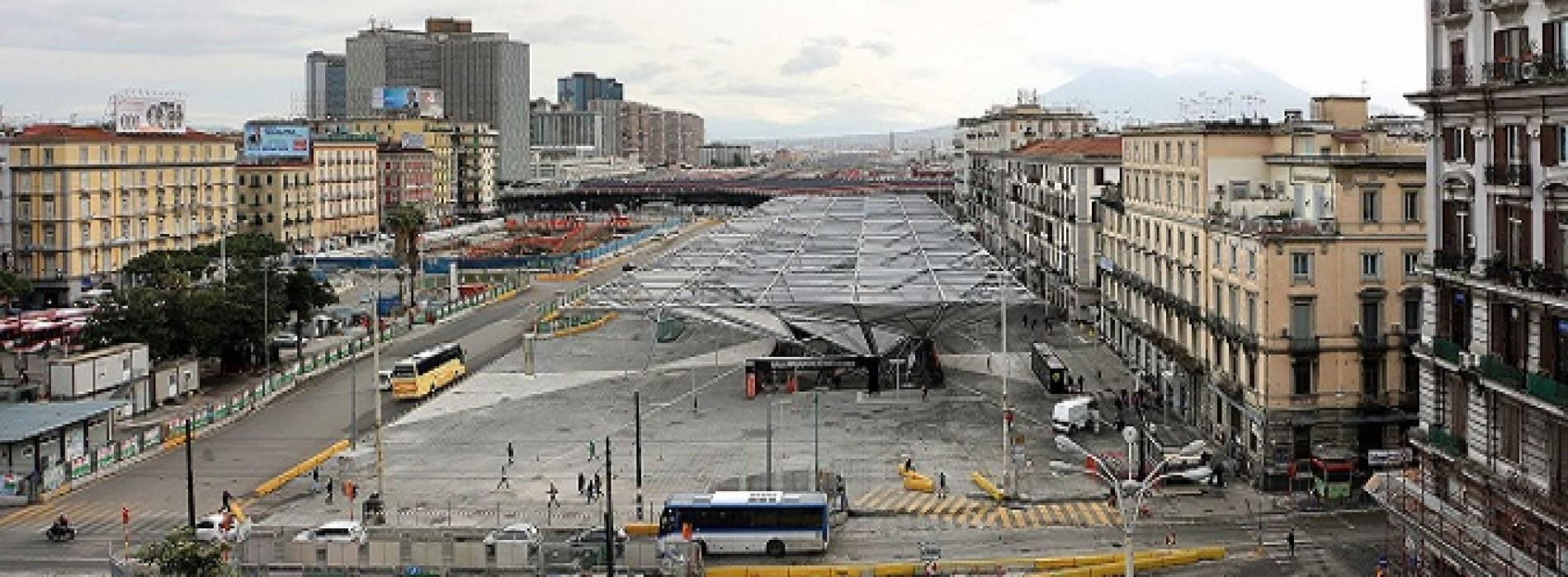 La storica Piazza Garibaldi