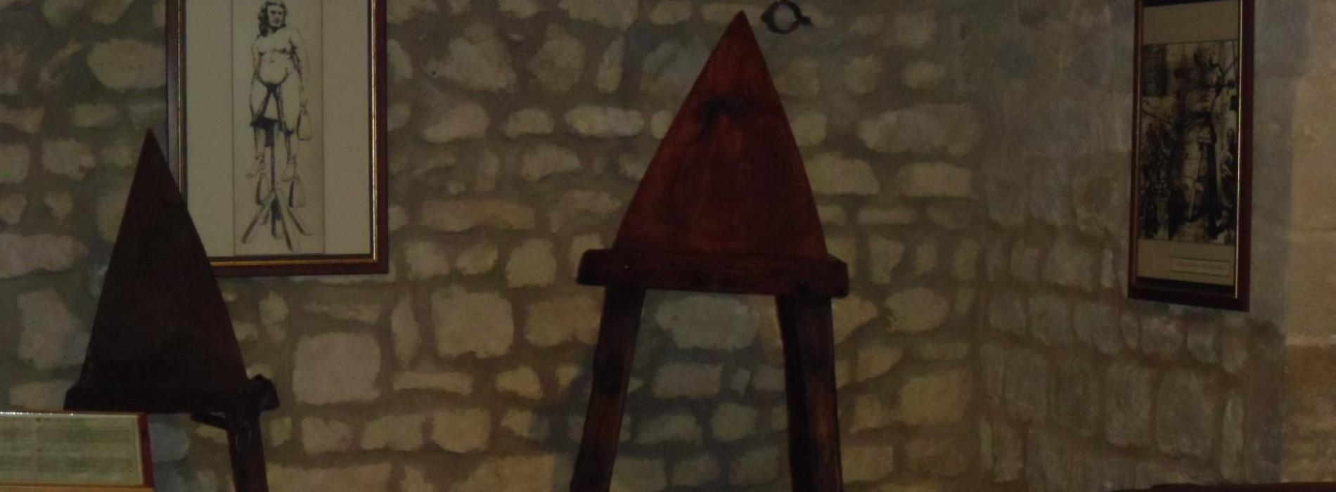 Museo delle torture: al centro storico di Napoli un viaggio nella storia