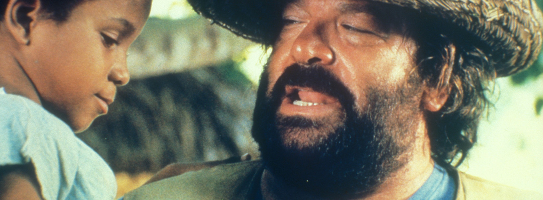 Bud Spencer: il gigante buono del cinema